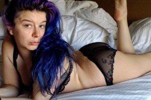 Laureane live escort, erotic massage