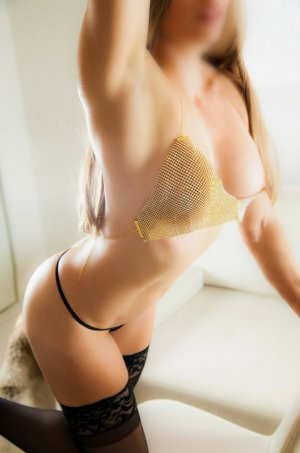 Gwendolina escorts in Georgetown and erotic massage