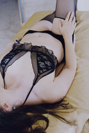 Ainhoa erotic massage in Radcliff