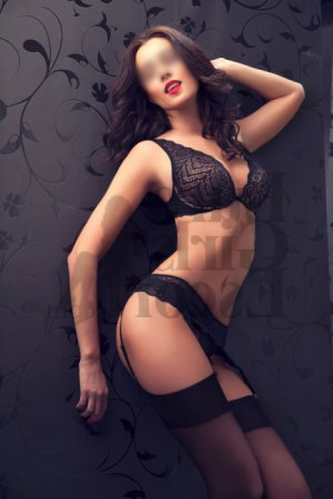 Hourida erotic massage in Loganville