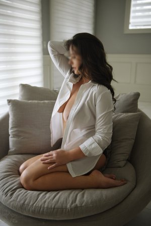 Anne-pascale nuru massage in Nashua